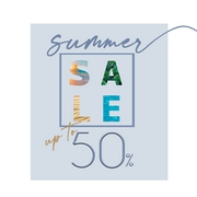 Summer Sales 2021 up to -50% off